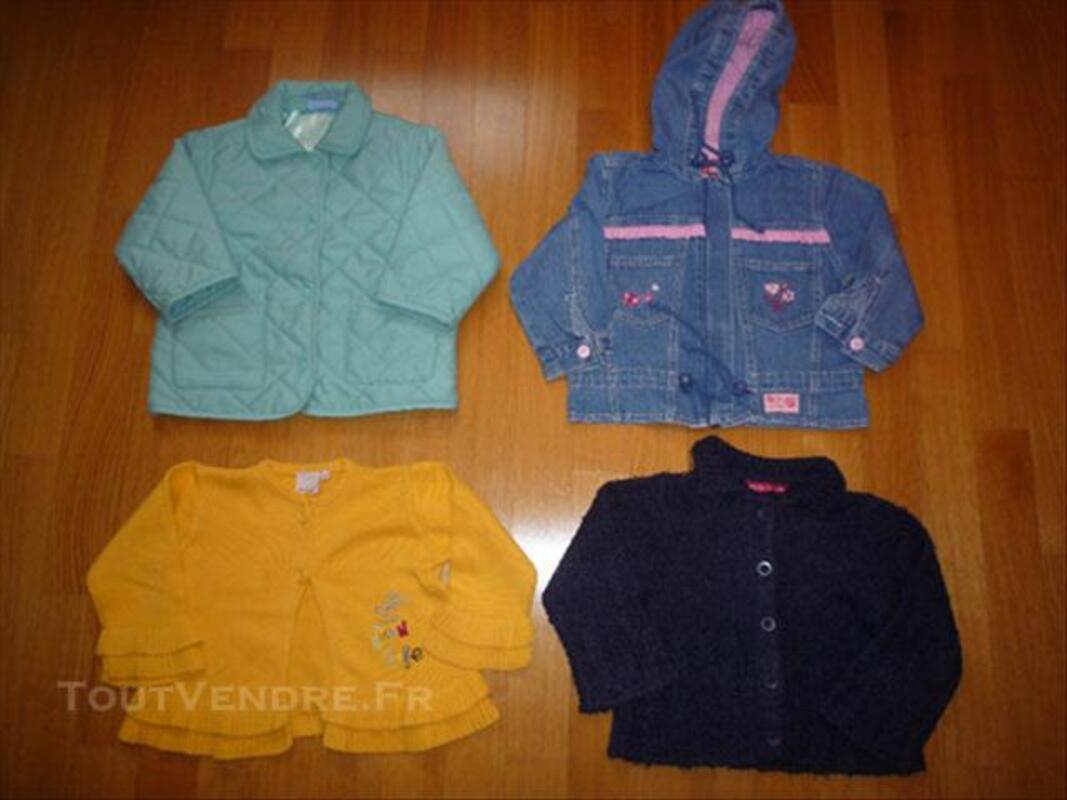 Lot de vêtements Fille 2 ans 76733639