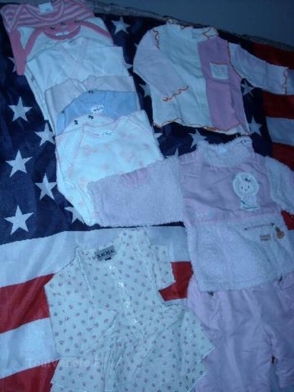 Lot de vêtements fille 3 mois 105400423
