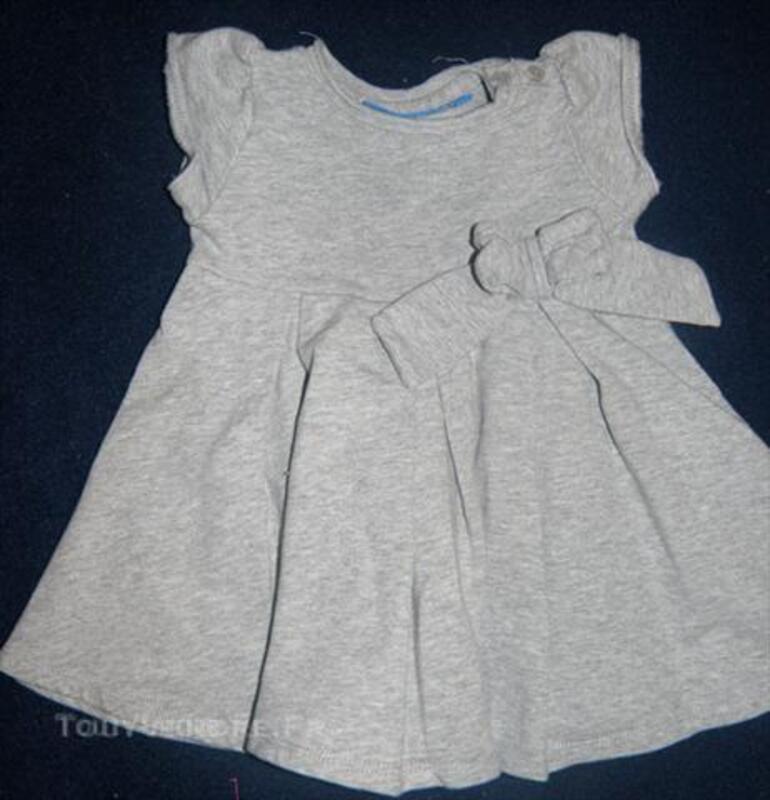 Lot de vêtements fille taille 6 mois 43937378