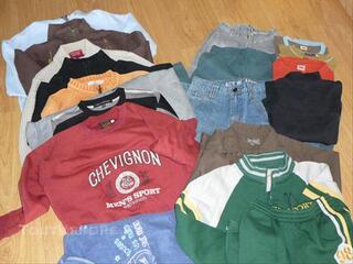 Lot de vêtements garçon 10 ans hiver