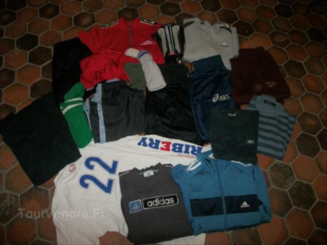 Lot de vêtements multi sport garçon 12 ans 46703918