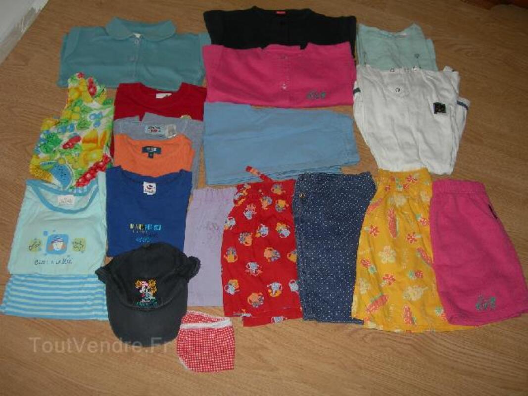 Lot de vêtements pour fille - 4 ans 91491554