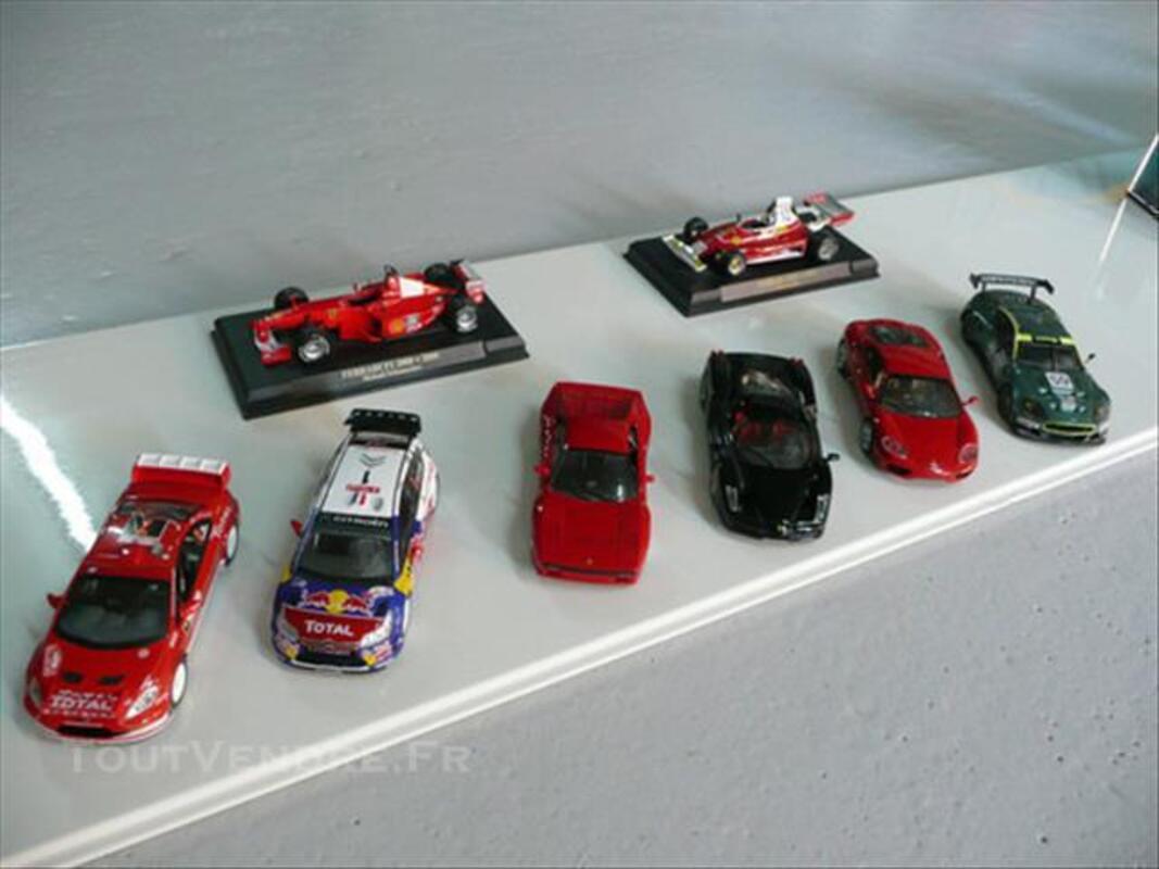 Lot de voitures miniatures 1/43 ème 85520246