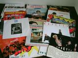 Lot disques vinyles