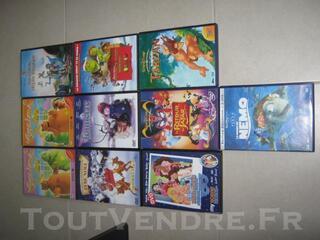 Lot DVD : Le retour de Jafar, Némo , Tarzan (+7 autres)