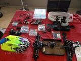 Lot Eight 2.0 EU thermique + TEKNO V4 + HOBBYWING