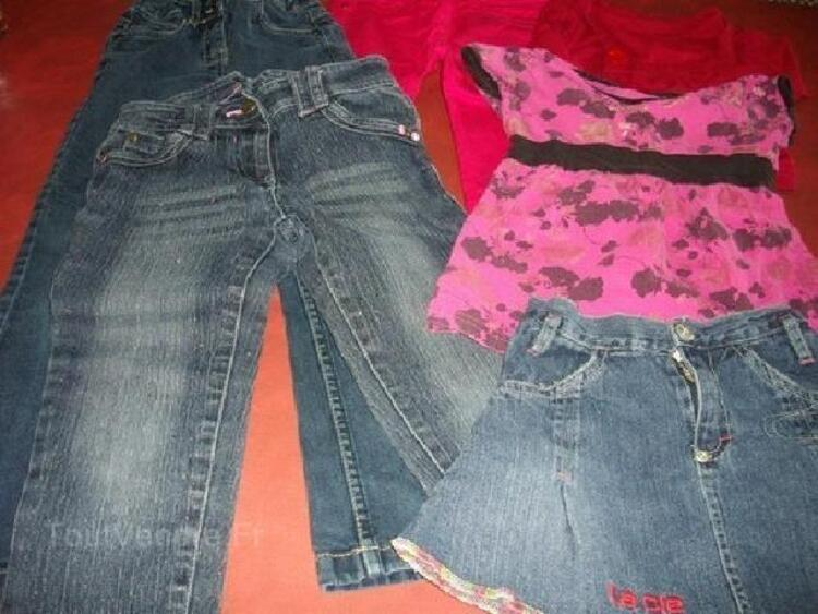 Lot fille taille 6 ans 104040298