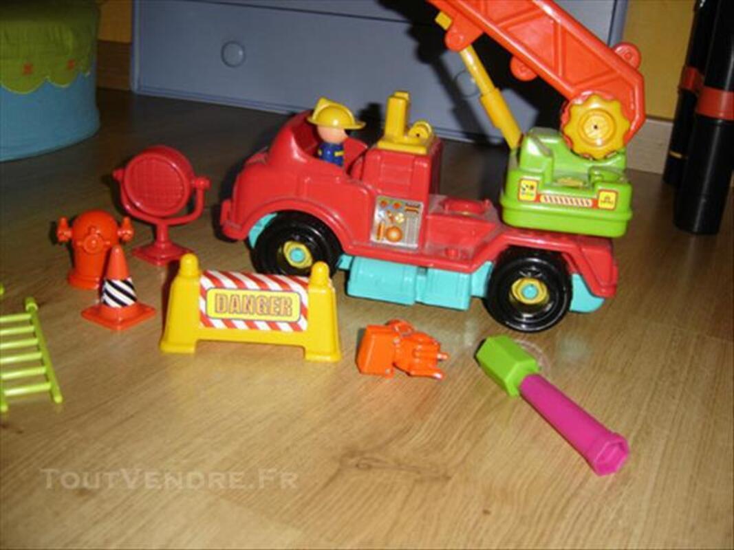 Lot jouets bébé 86004429