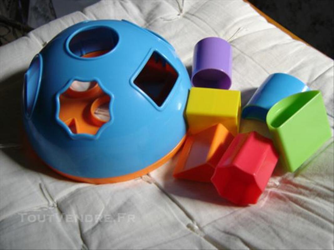 Lot jouets bébé 86004430