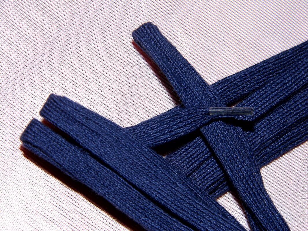Lot Lacets pour corset bustier corsetiere vintage 126908656