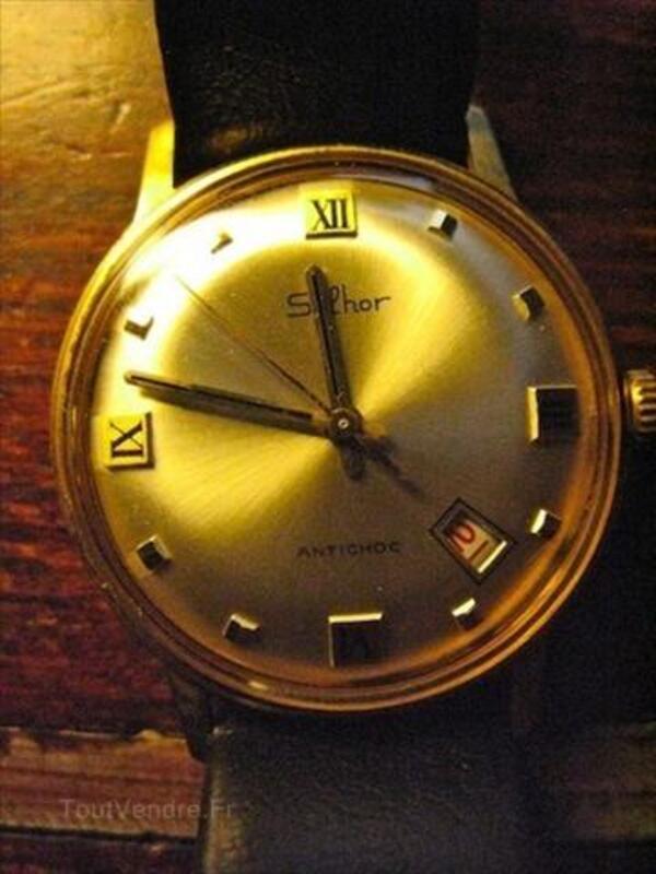 Lot montres anciennes 54598153