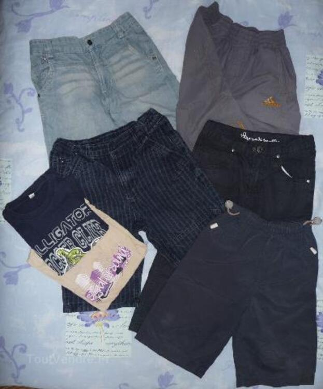 Lot N02 : vêtements 6-8 ans 95267228