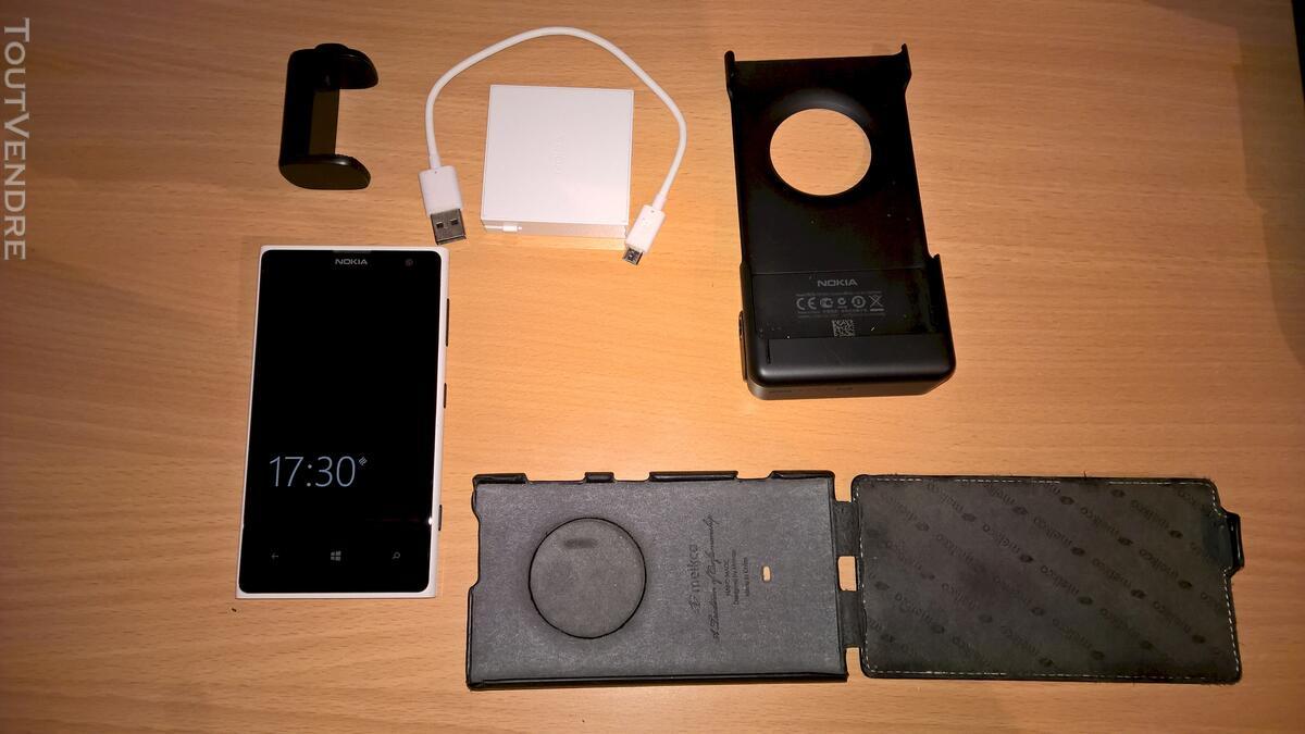 Lot Nokia Lumia 1020 / 930 / 830 115695179