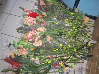 Lot revendeur fleur artificiel