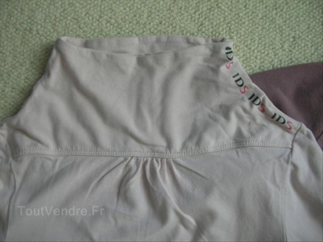 Lot rose : Tee shirt BONOBO + Tee shirt OKAIDI 14 ans T 56282505
