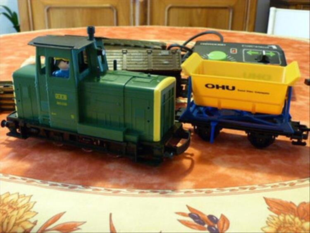 Lot train faller e-train pour playmobil etrain 87863011
