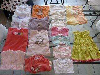 Lot vêtement bébé fille 3 mois