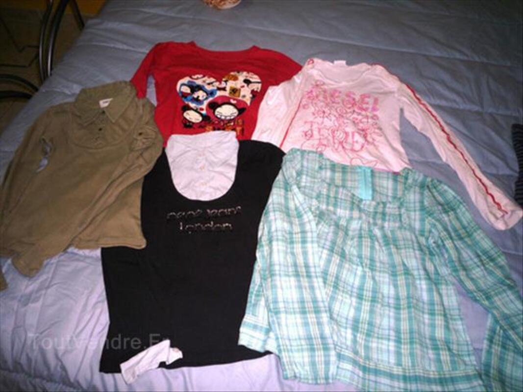 Lot vêtement de marque fille 8 ans, valeur 300€ 88202674