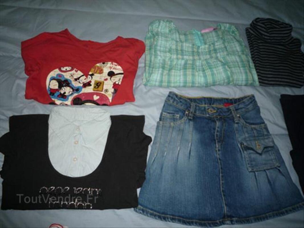 Lot vêtement de marque fille 8 ans, valeur 300€ 88202675