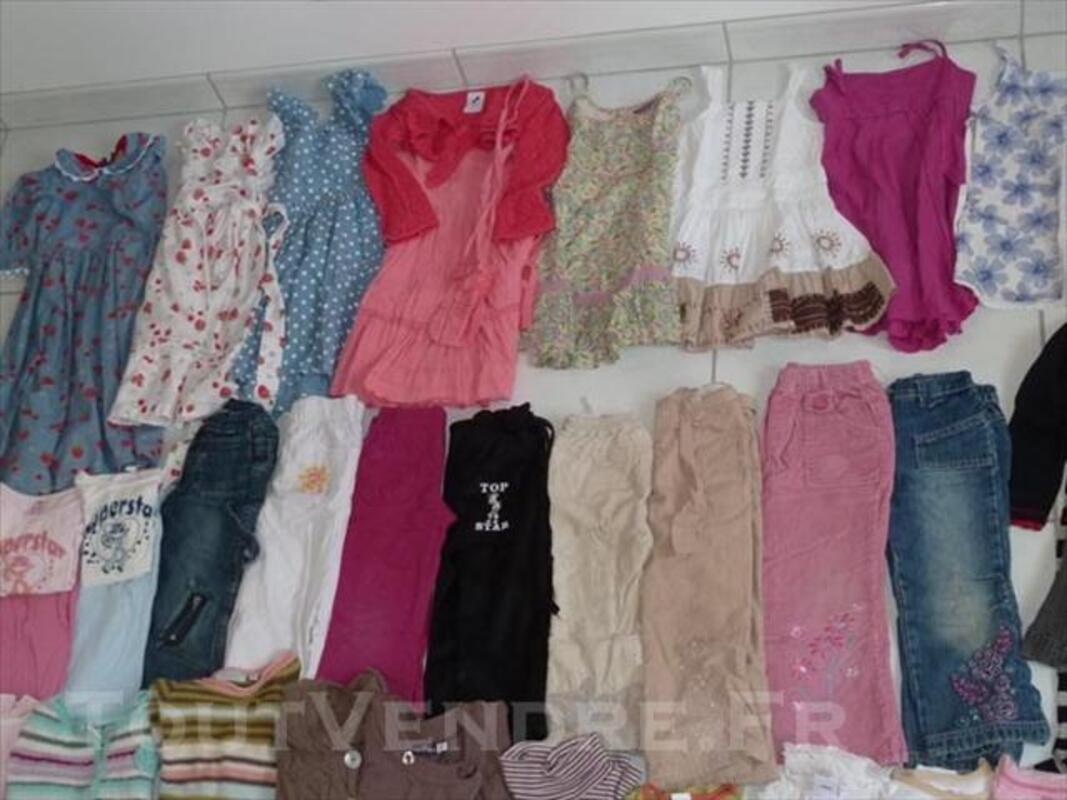 Lot vêtements 4-5 ans fille 76747658