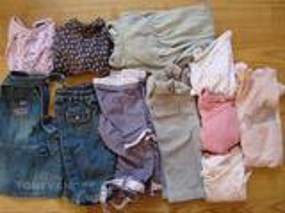 Lot vêtements bébé fille naissance- 1mois- 3 mois