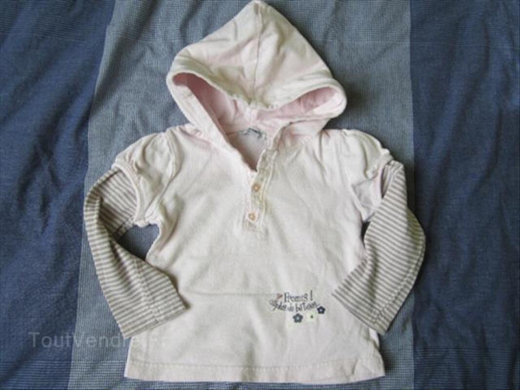 Lot vêtements bébé FILLE taille 24 MOIS 88103806