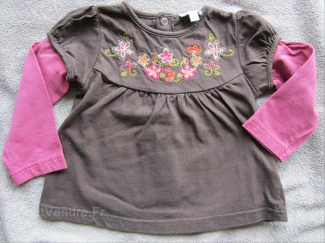 Lot vêtements bébé FILLE taille 24 MOIS 88103808