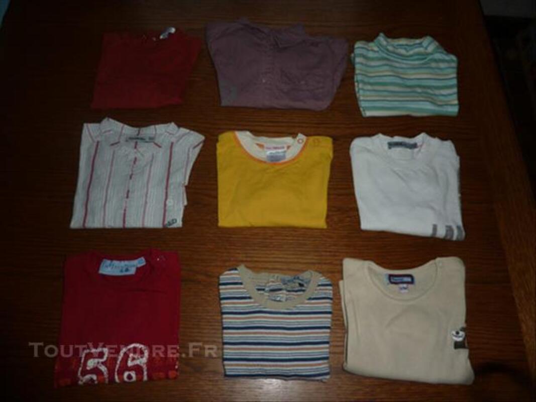 Lot Vêtements Bébé Garçon 12 mois 84754507