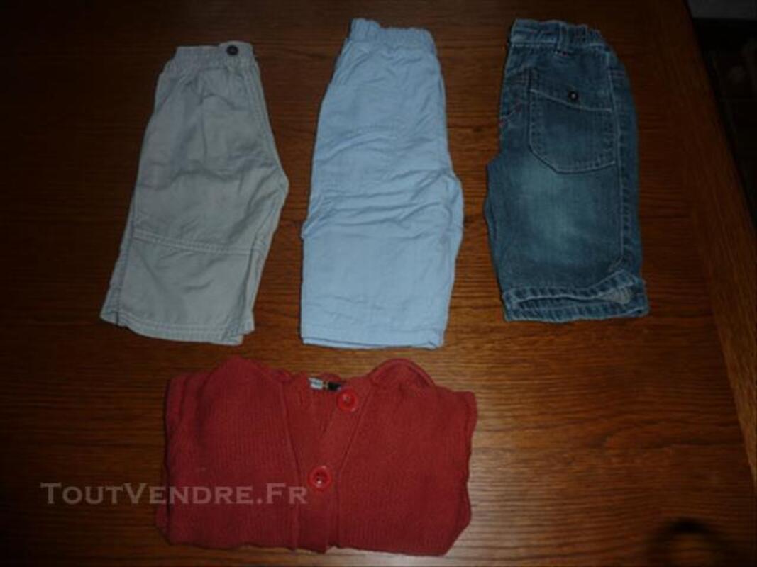 Lot Vêtements Bébé Garçon 12 mois 84754508
