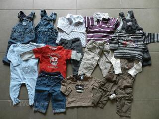 Lot vêtements bébé garçon 12 mois