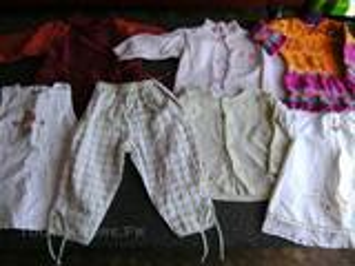Lot vêtements Clayeux fille 18-24 mois