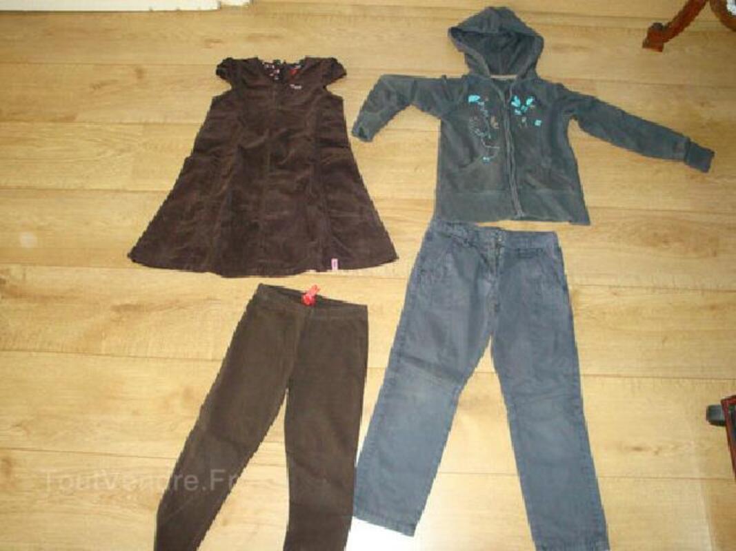Lot vêtements de marque 6 -7 ans 92584241
