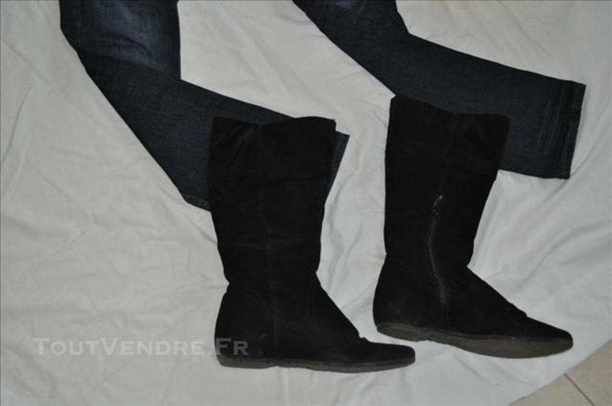 Lot vêtements femme et 2 paires de chaussures 75711149