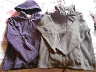 Lot vêtements femme taille 42