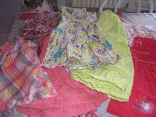 Lot vêtements fille 4 ans