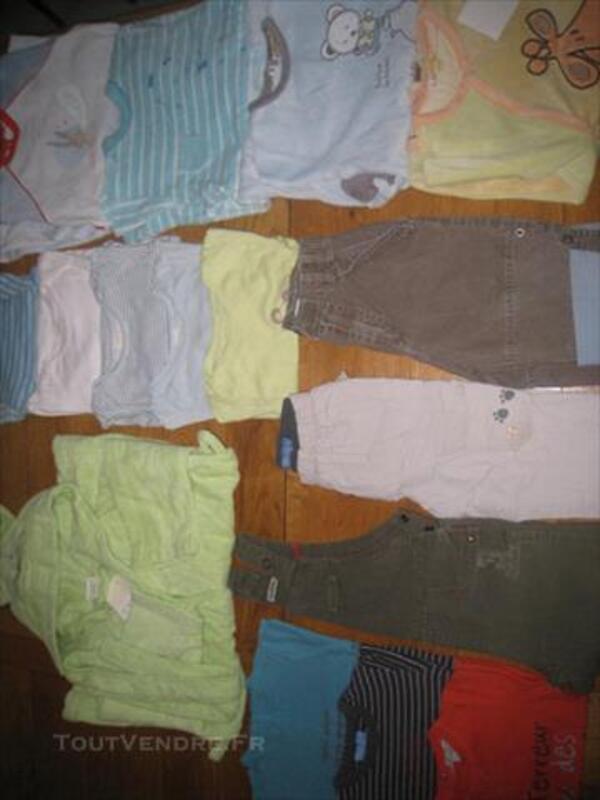 Lot vêtements garçon 2ans Petit Bateau, Absorba, TAO, 85256934