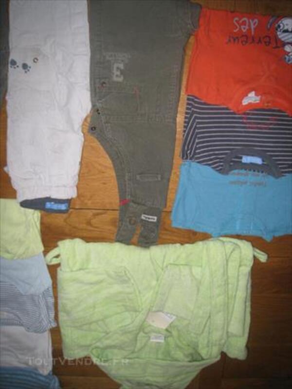 Lot vêtements garçon 2ans Petit Bateau, Absorba, TAO, 85256935