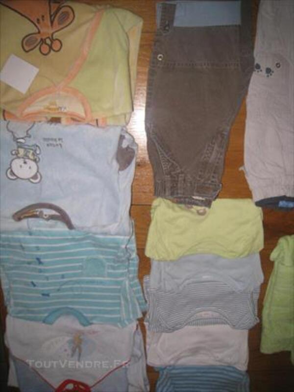 Lot vêtements garçon 2ans Petit Bateau, Absorba, TAO, 85256936