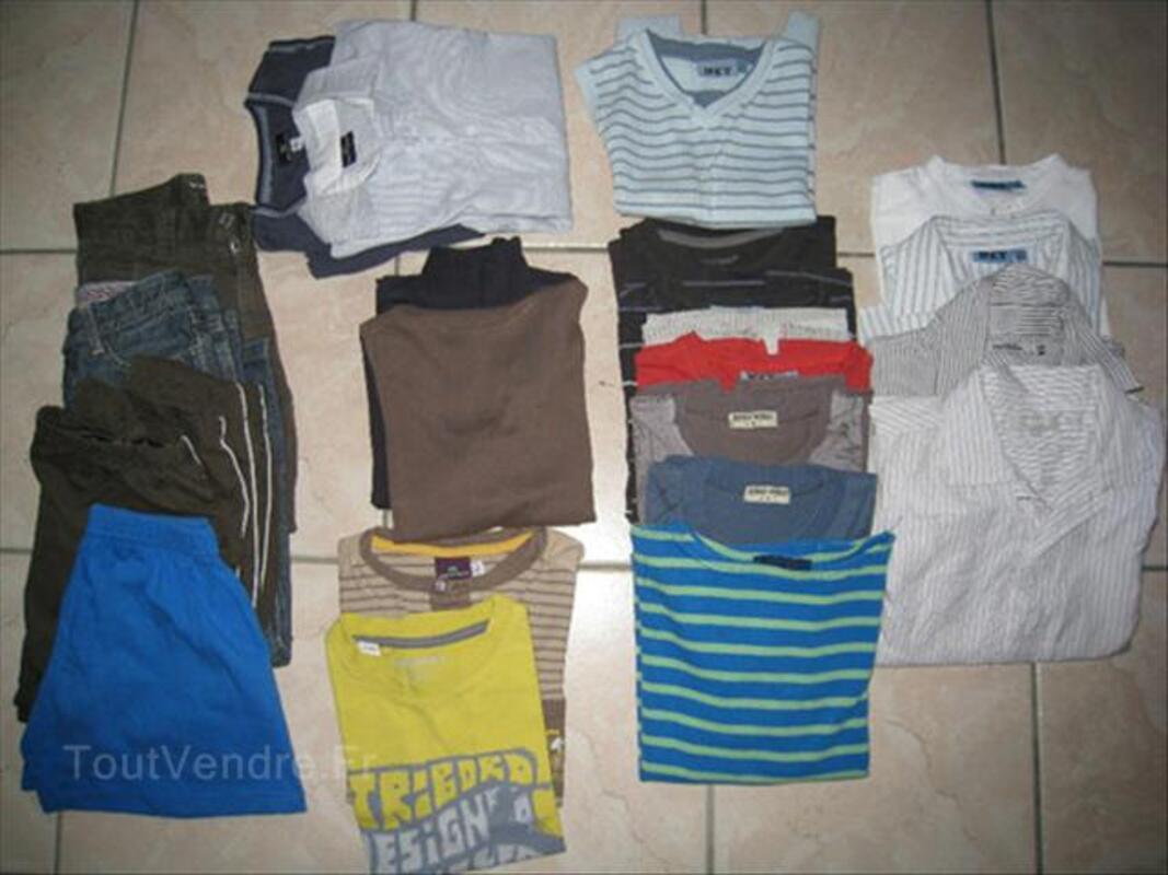 Lot vêtements garçon 6 ans 64448623
