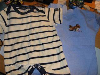 Lot vêtements garçon 6 mois (10 articles)