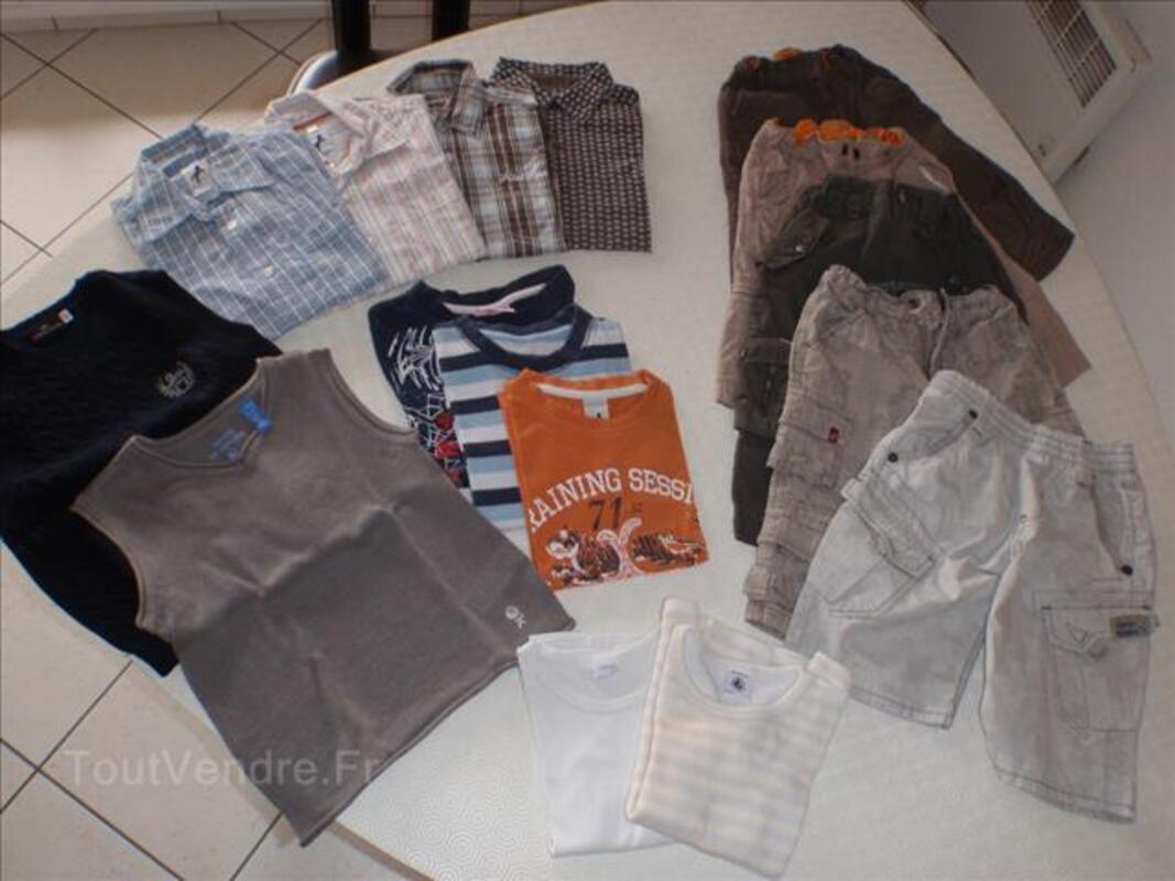 Lot vêtements garçon (taille 5 ans) TRES BON PRIX 88112399