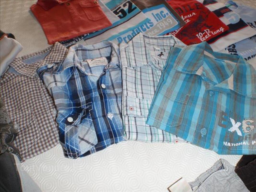 Lot vêtements garçon (taille 5 ans) TRES BON PRIX 88112400