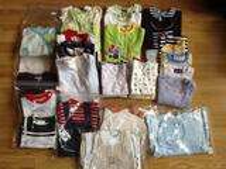 Lot vêtements garçons 3 mois