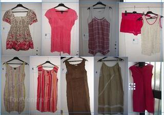 Lot vêtements grossesse taille 40