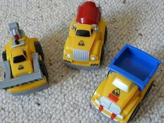 Lot voitures 1er âge