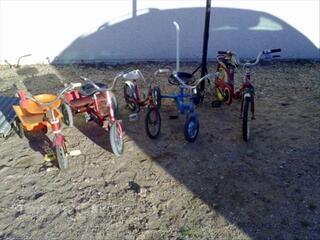 Lots de vélos enfant