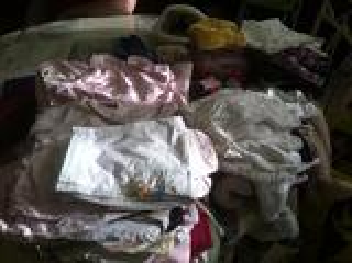 Lots de vêtement bébé divers