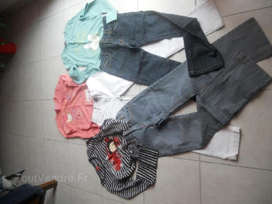 Lots de vêtements fille 97141907