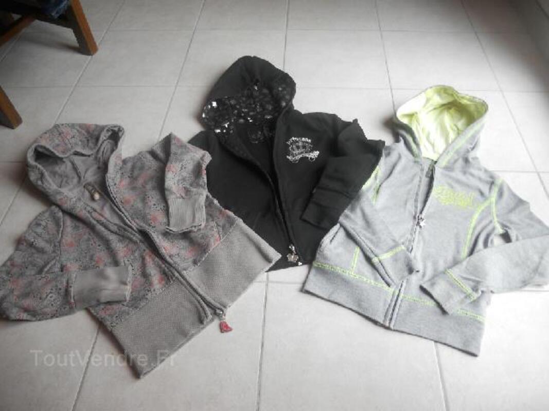 Lots de vêtements fille 97141908