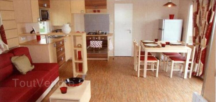 LOUE MOBIL HOME 6/8 Couchages, 3CH, 2SDB, Terrasse, etc 34288466
